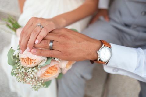 結婚式・結婚指輪