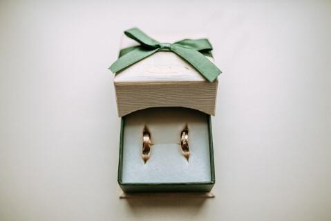 結婚指輪プレゼント