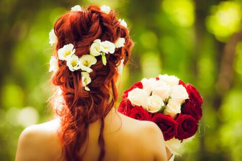 花嫁 フリー画像