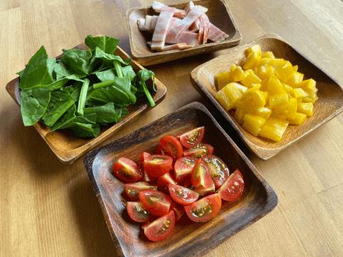 簡単なケークサレのレシピを紹介