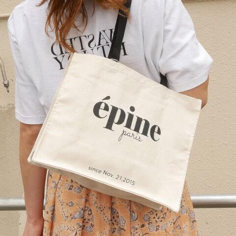 トートバッグ おすすめ ブランド epine 2