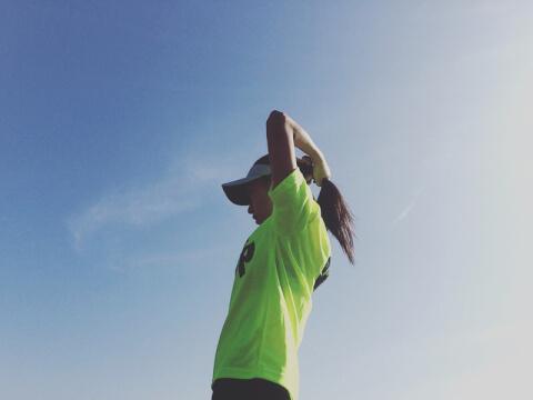 有酸素運動 ジョギング 準備運動