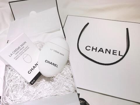 シャネル_chanel_ハンドクリーム_コスメ_ハイブランド_ファッション