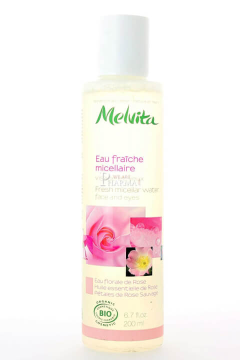 メルヴィータ 拭き取り化粧水