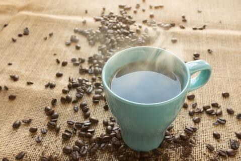 ノンカフェインなコーヒー