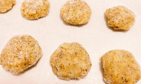 ホットケーキミックス バターなし クッキー