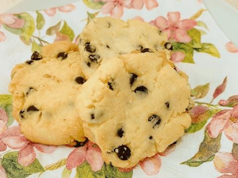 ホットケーキミックス チョコチップクッキー