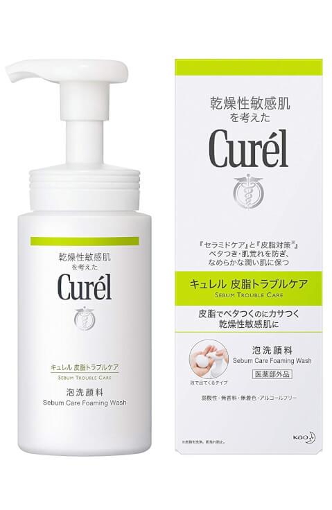 curel-acnefoam