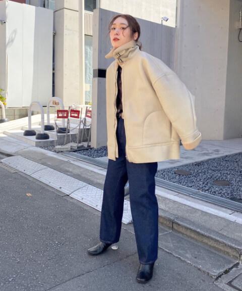 デニム コーデ 選び方 パンツ レディース 春 夏 秋 冬 大人 カジュアル ワイドパンツ