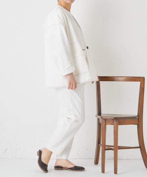 デニム セットアップ おすすめ コーデ 着こなし ブランド 選び方