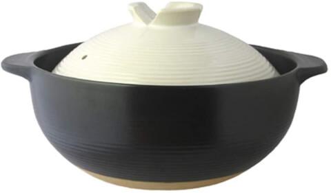 ふきこぼれにくい土鍋宴