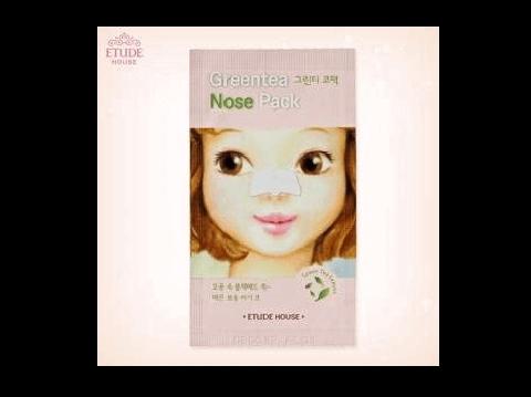 エチュードハウス GRT ノーズシート 韓国 おすすめ 鼻パック