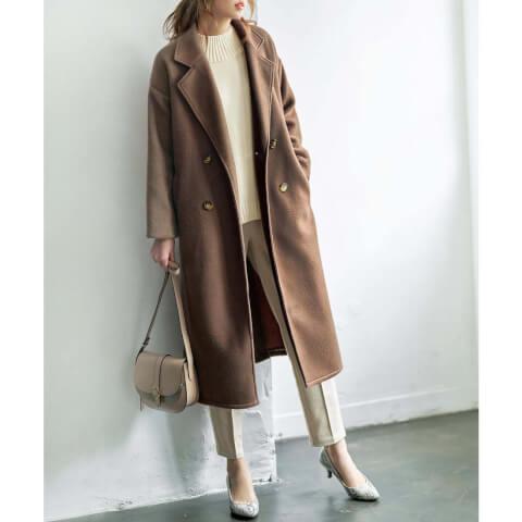 11月 コーデ ファッション トレンド アウター シンプル