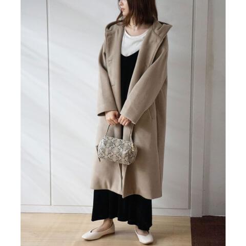 11月 コーデ ファッション 小物