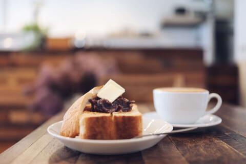 カフェ トースト