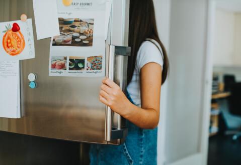 冷蔵庫収納アイデア