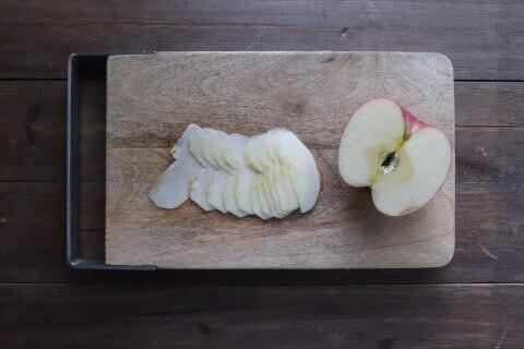 りんごスライス レシピ ガトーインビジブル