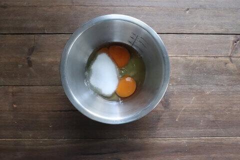 卵 レシピ ガトーインビジブル