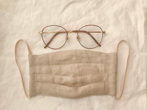メガネメイク