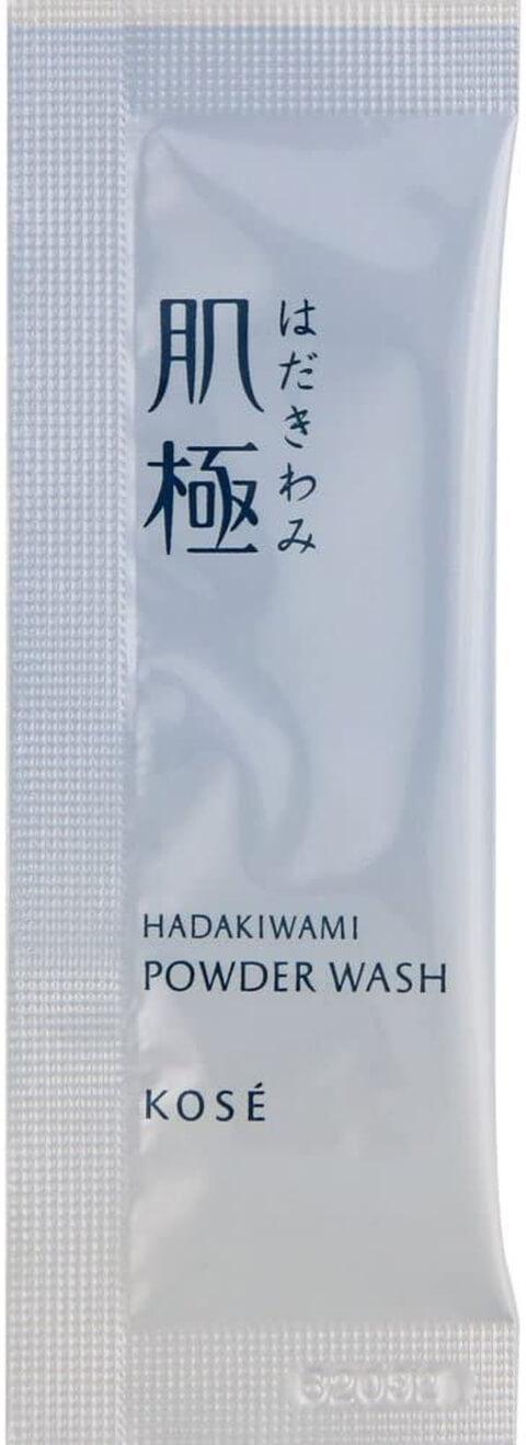 コーセー肌極 つるすべ素肌洗顔料