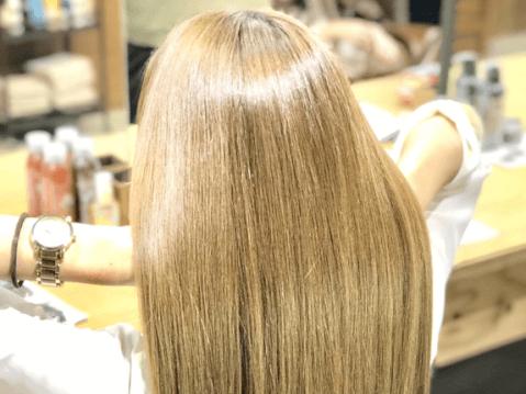 ヘアオイル 毛量 髪質