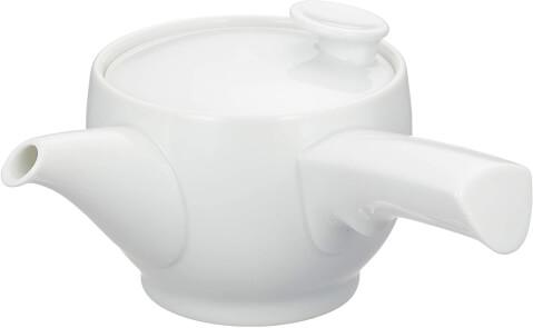 白山陶器急須