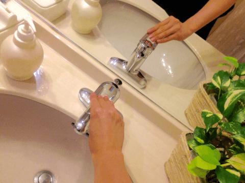 手洗い クレンジング