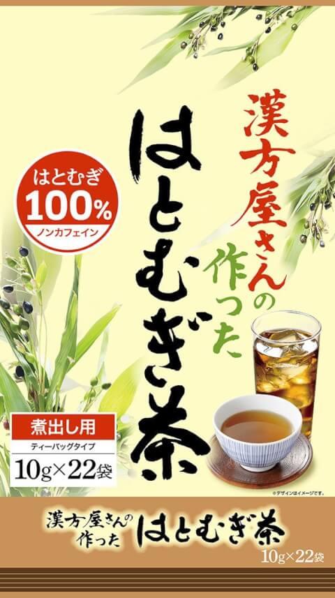 hatomugi-tea