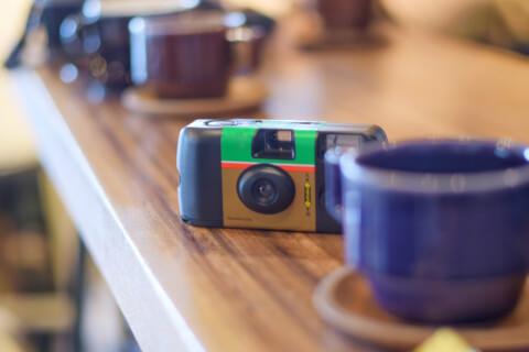 インスタントカメラ 写ルンです