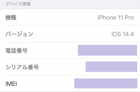 iphone カスタマイズ バージョン