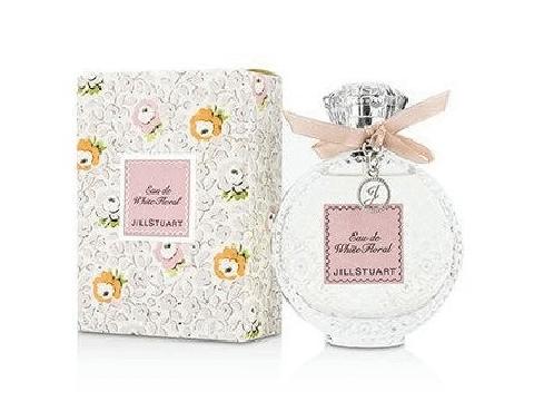 ジルスチュアート リラックスオードホワイトフローラル 香水