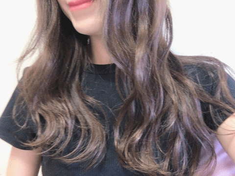 眉ティント 髪