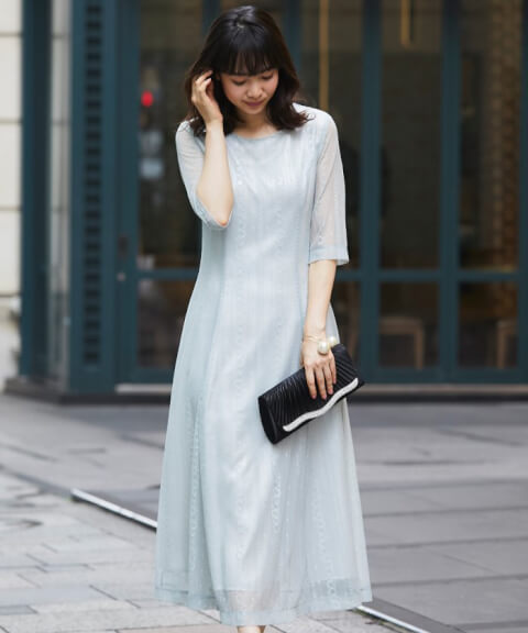 結婚式ドレス