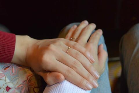 結婚指輪 日常生活
