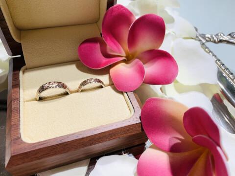 結婚指輪 オーダー方法