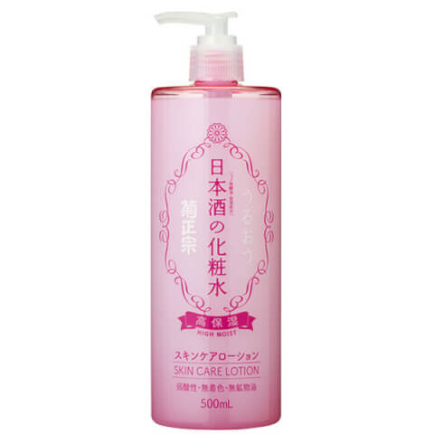 化粧水 おすすめ 菊正宗酒造 日本酒の化粧水