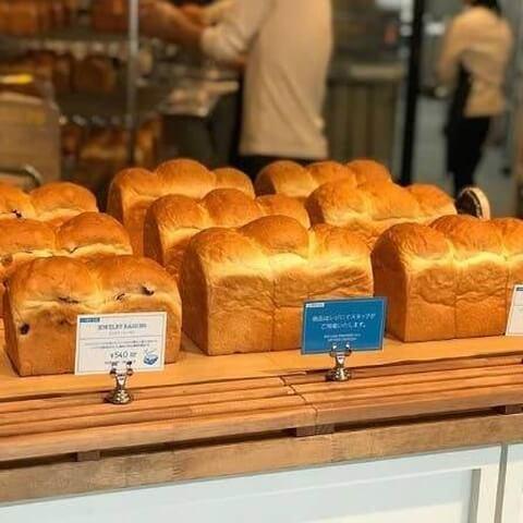 レブレッソ 武蔵小山 東京 おすすめ食パン専門店