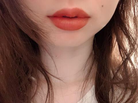 オレンジ系 テラコッタブラウンリップ