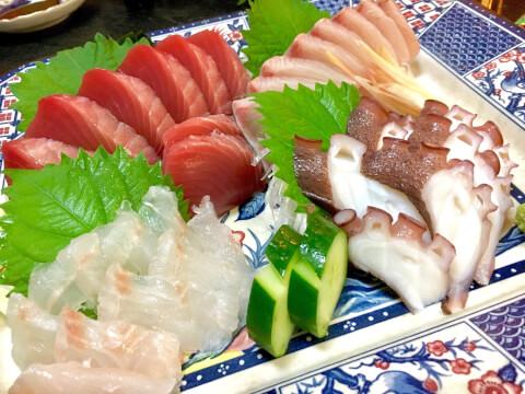 刺身 魚介類 糖質制限ダイエット