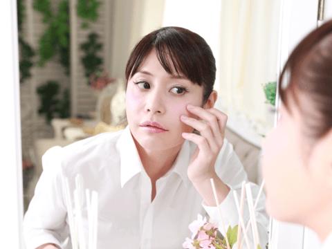 化粧崩れ 防止