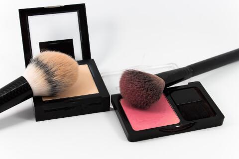 化粧崩れ防止