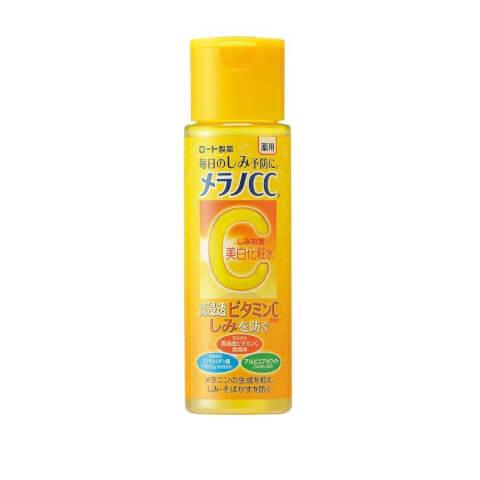 メラノCC薬用しみ対策美白化粧水