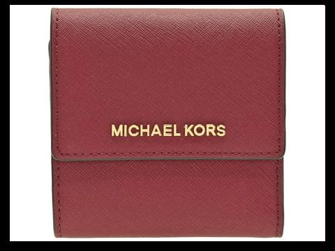 マイケルコース ミニ財布