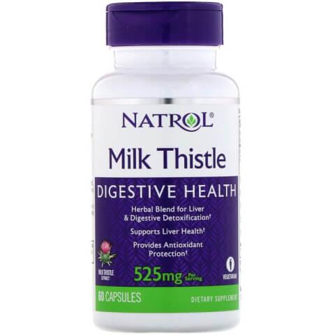 iHerb Natrol ミルクシスル MilkThistle
