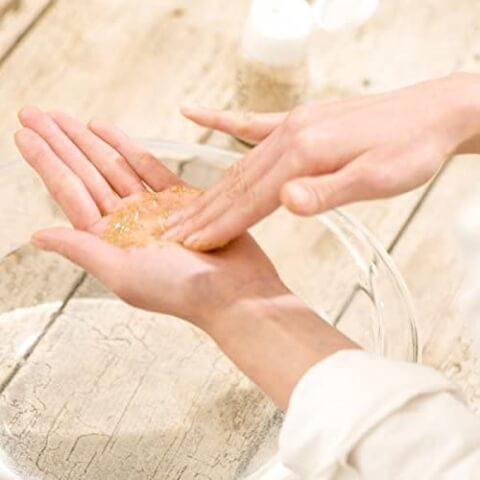 みんなでみらいを 米ぬか酵素洗顔