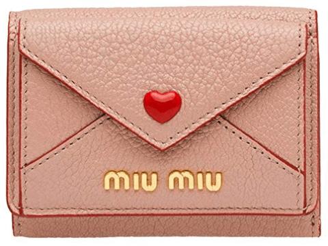miumiu ミニ財布