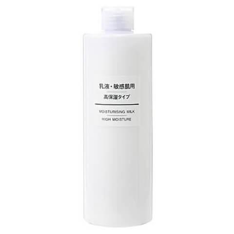 無印良品_乳液敏感肌用高保湿