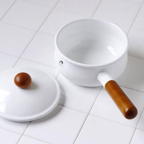 野田琺瑯 鍋