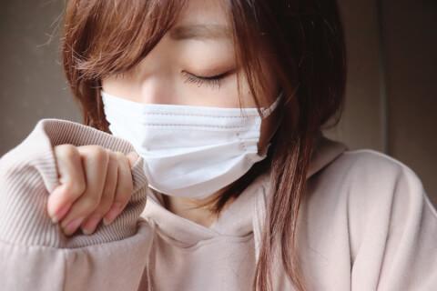 風邪 マスク 咳