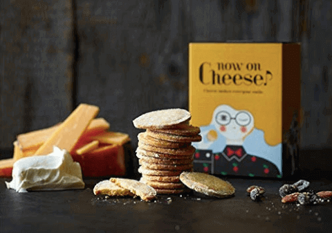 Now on Cheese